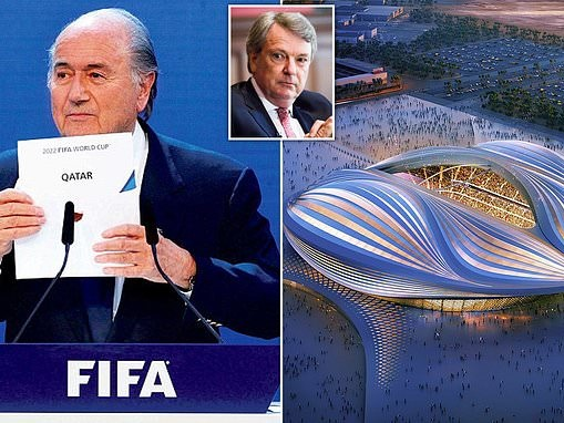 Sir Lynton Crosby proposed £5.5million campaign to get the 2022 Qatar World Cup cancelled
