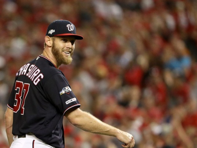 The Nats paid Stephen Strasburg $245M because they couldn't afford not to
