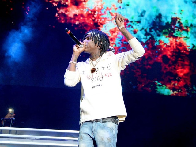 Polo G arrested in Miami after Hall Of Fame release party
