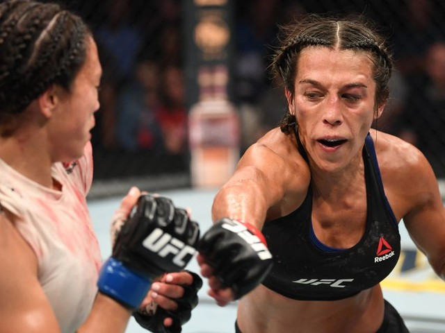 White: Zhang vs. Joanna is 'going to be a very fun fight!'