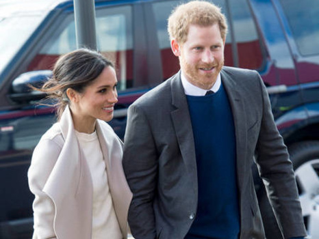 Prince Harry and Meghan Markle's Secret Trip to Belfast Includes Baby Talk, Beer and a Titanic Tour