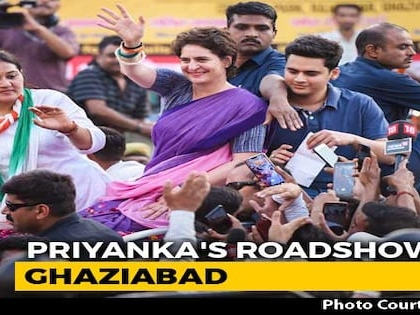 """What Has PM Done In 5 Years?"" Priyanka Gandhi's UP Roadshow Blitz"