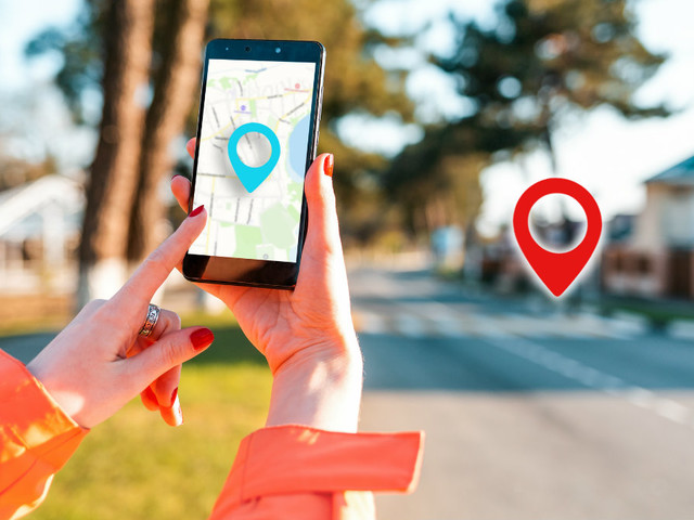 This app helps you get where you're going without tracking you using GPS