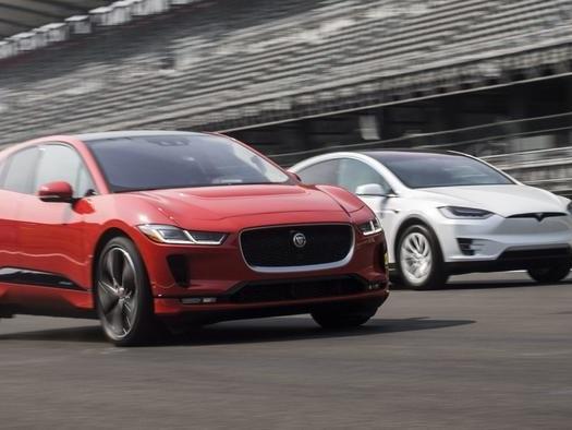 Tesla To Help Jaguar Land Rover Meet EU Emissions Criteria