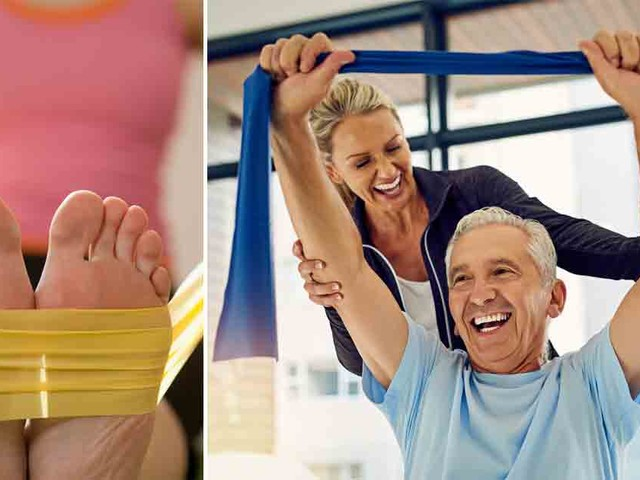 Resistance Training Boosts Well-Being in Your Later Years