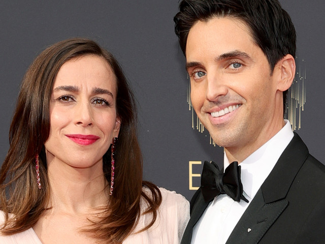 'Hacks' Creators Lucia Aniello & Paul Downs Reveal They're Married at the Emmy Awards 2021!