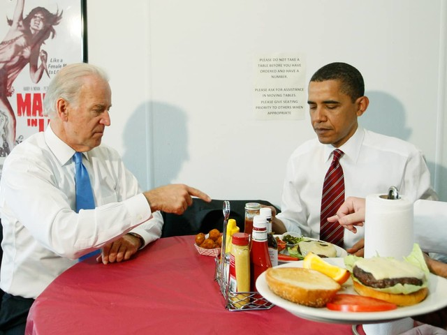 Fresh off election falsehoods, Republicans serve up a whopper about Biden