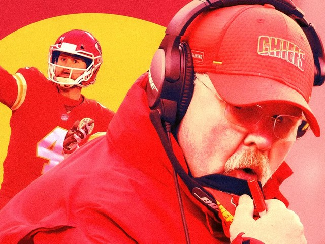 Chad Henne's Heroics—and Andy Reid's Bold Decision-Making—Were Just Enough for the Chiefs