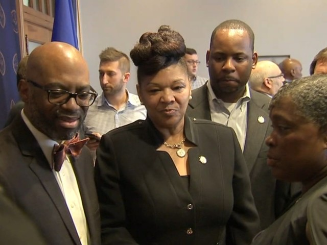 Trenton mayor announces pick for new police director