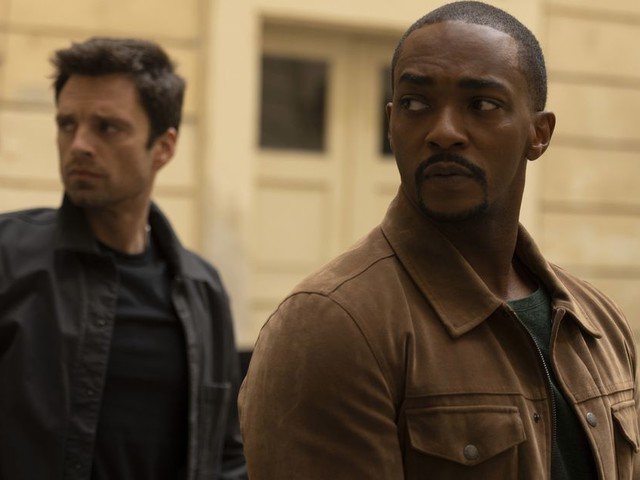 Malcolm Spellman on Creating 'The Falcon and Winter Soldier.' Plus, 'Top Chef' Episode 5.