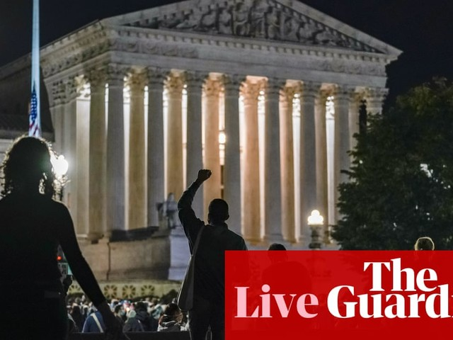 Trump says he will announce supreme court pick 'Friday or Saturday' – live