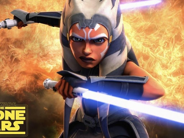 Watch the new trailer for Star Wars: The Clone Wars