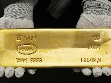 Petrodollar Shock: Russia Could Invert Part Of Its National Wealth Fund In Gold