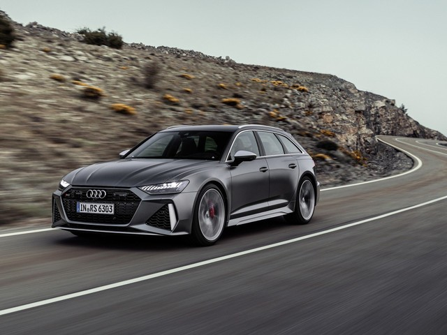 Forbidden Fruit No Longer: Audi's RS 6 Avant Is Headed to America