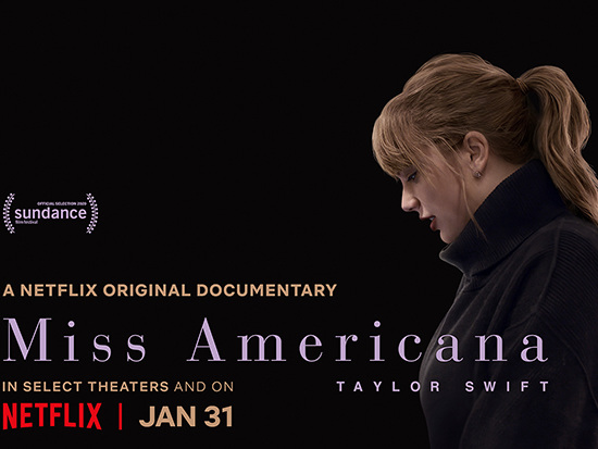 """Taylor Swift's 'Miss Americana' Documentary Includes New Song """"Only The Young"""""""