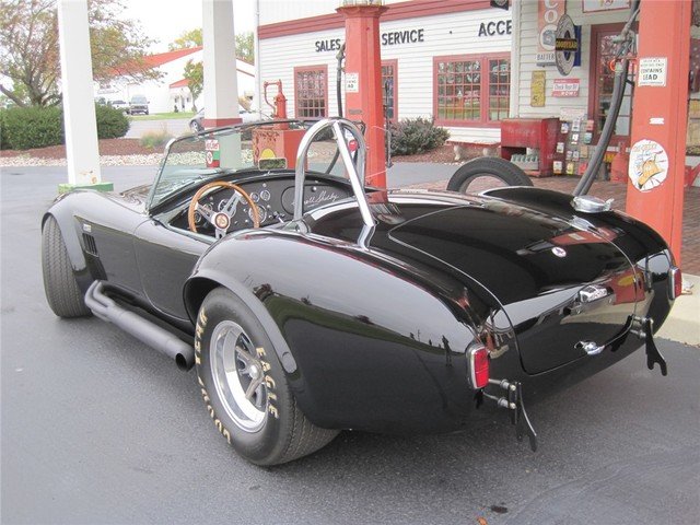 2008 Shelby Cobra Roadster