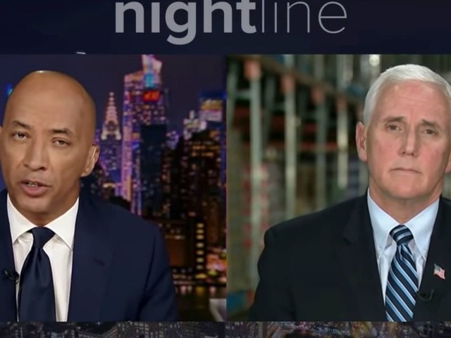 ABC host asks Pence if he prays to God about people who 'have died and will die' over Trump's COVID-19 response