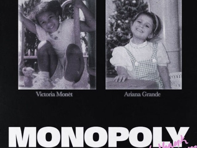 "Ariana Grande & Victoria Monét – ""Monopoly"" Video"
