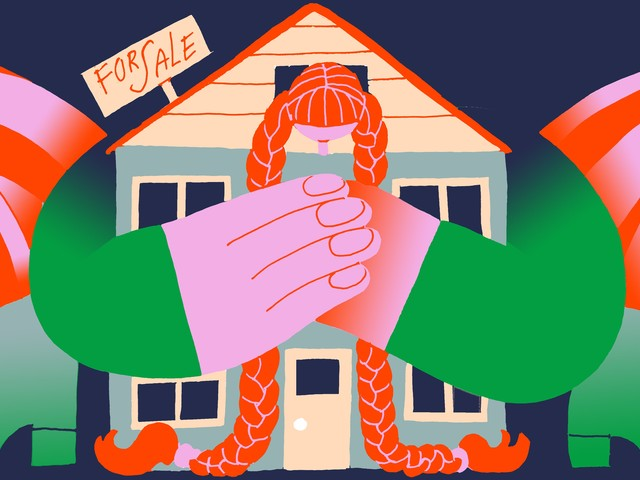My Mom Helped Me Buy A Home. Now I Can Barely Afford To Keep It
