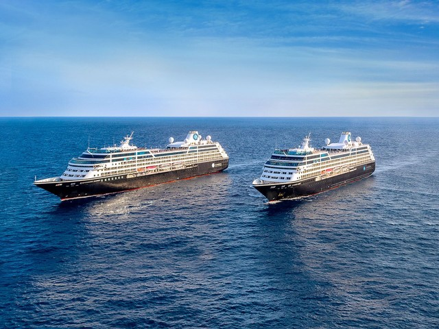 Royal Caribbean Group to sell Azamara cruise line for $201 million