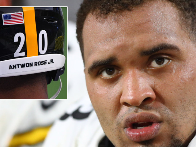 'I was given limited information': NFL captain drops name of teen police shooting victim from helmet as team gesture becomes farce