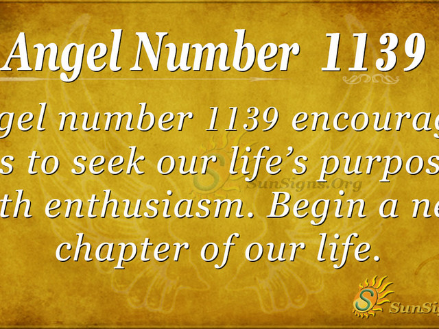 Angel Number 1139 Meaning: Unveil Your Gifts And Talents