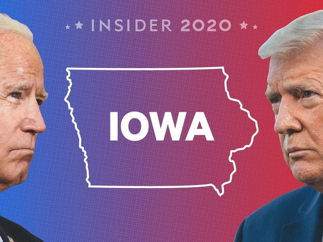Where Biden and Trump stand in the polls 2 days out from the election