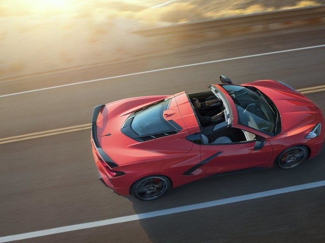 The 2020 Chevrolet C8 Corvette Stingray Is Faster Than the C7, But How Much Faster?
