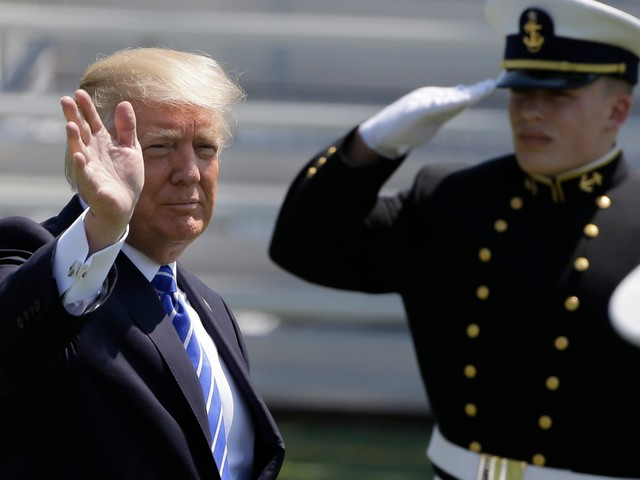 Trump reportedly told a Coast Guard admiral to give a statement defending his Hurricane Dorian confusion
