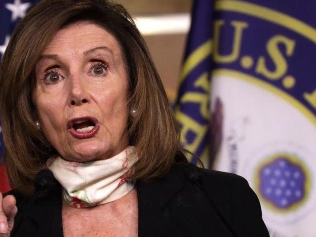 Pelosi claims Trump is 'accessory' to murder because he 'instigated' deadly violence at US Capitol