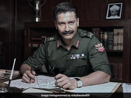 Trending: Presenting Vicky Kaushal As Field Marshal Sam Manekshaw