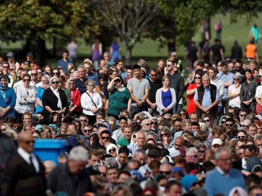Over $7.4 Million Donated To Help Families In New Zealand Mosque Shooting