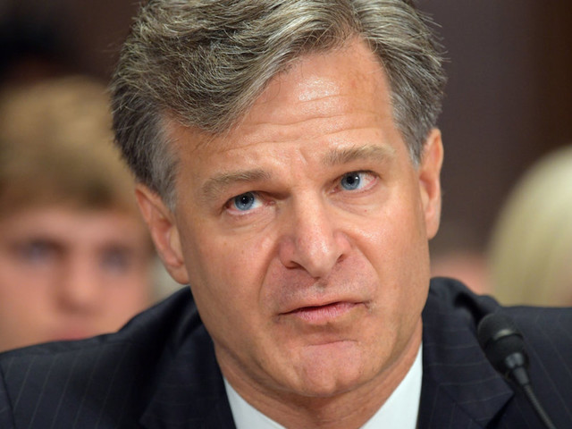 FBI director warns that 2018 election interference was just 'dress rehearsal' for 2020