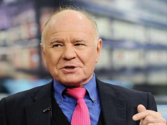 Marc Faber Racist Diatribe Costs Him CNBC, Fox Slots; Sprott Board Seat