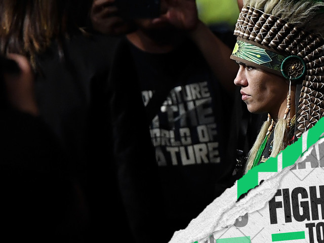 UFC Shenzhen: Fights to make