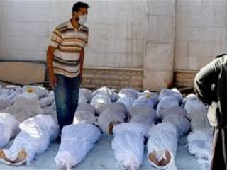 """US Now Admits Syrian """"Rebels"""" Have Used Chemical Weapons"""
