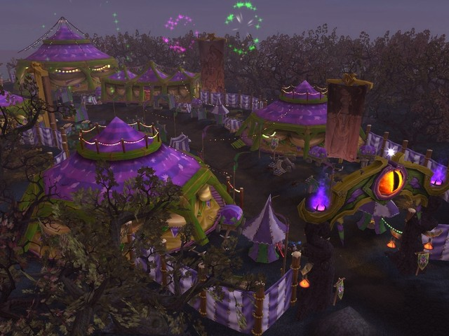 Darkmoon Faire Now Active for August - Reputation Buff Applies to Death's Advance