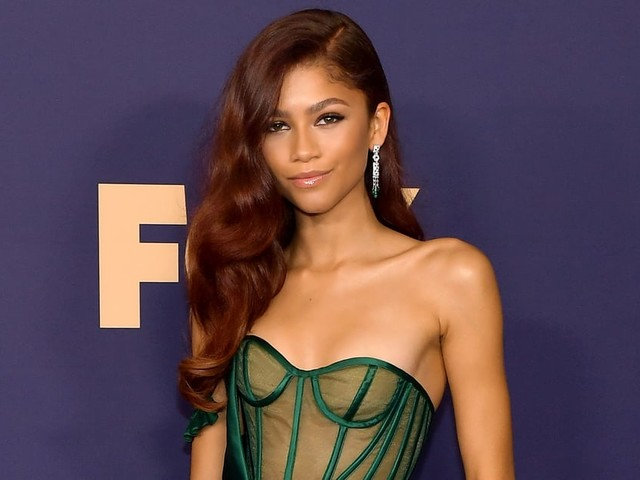 Just Out of Curiosity, Who Else Gasped in Awe After Seeing Zendaya at the Emmys?