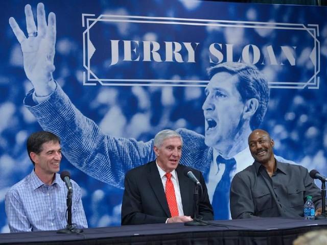 Utah Jazz coach Jerry Sloan dies at 78