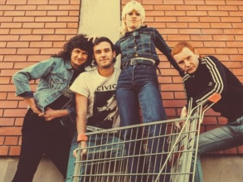 Amyl And The Sniffers set debut album for release on May 24th