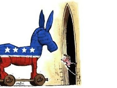 The Trojan Donkey
