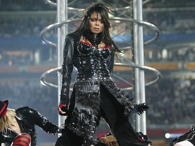 A Look Back At 10 Of Janet Jackson's Most Iconic Looks