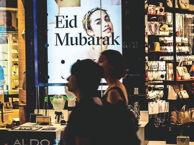 'Eid is not about expensive gifts but family time'