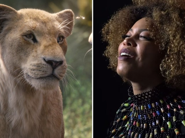 """Beyoncé's """"Spirit"""" Blends Perfectly With """"The Circle of Life,"""" and This Gorgeous Cover Is Proof"""