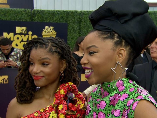 Chloe x Halle Talk Opening for Beyonce at On the Run II