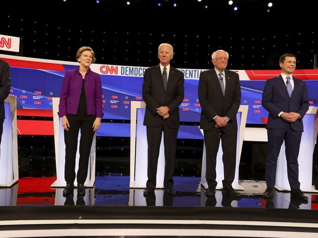 WATCH: Race may be the elephant on the 2020 Democratic debate stage