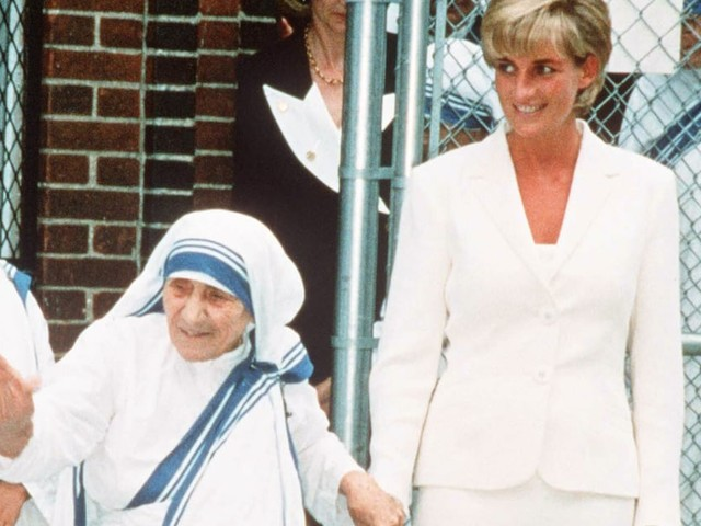 The Connection Between Princess Diana and Mother Teresa Will Break Your Heart