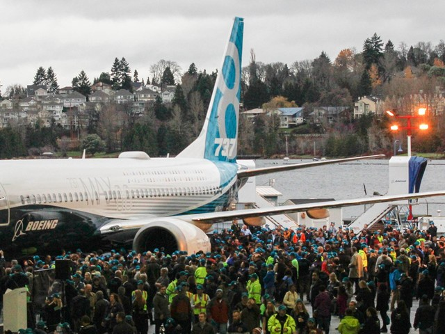 The US government wants to audit how the Boeing 737 Max got approved to fly by the FAA (BA)