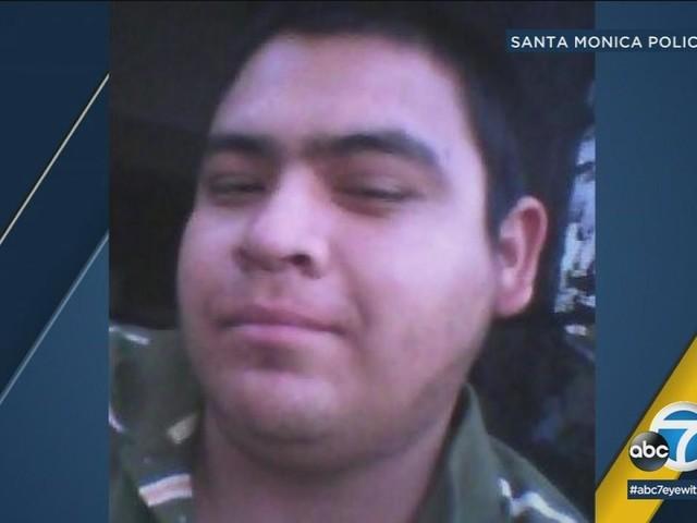 Missing man with schizophrenia last seen near Santa Monica Pier