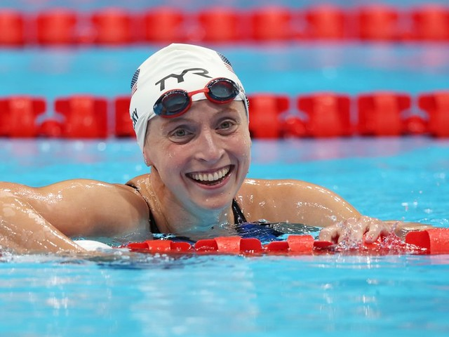 Katie Ledecky Is About to Dominate the Olympics Like Never Before